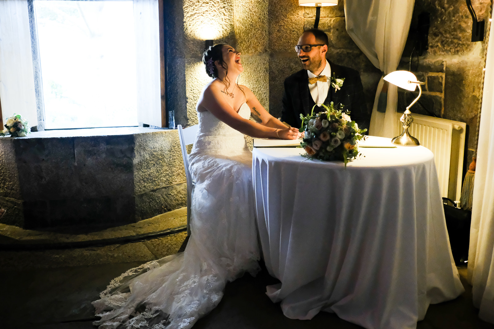 Polhawn Fort Wedding Photography 033.jpg