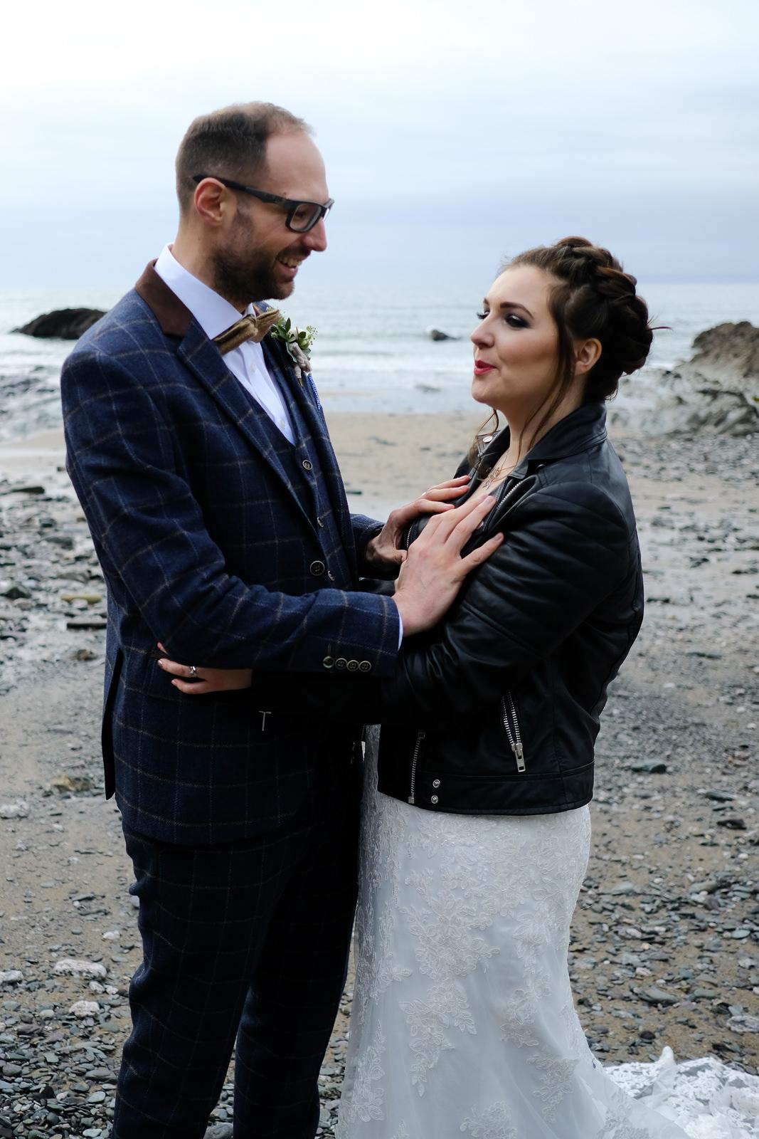 Polhawn Fort Wedding Photography 048.jpg
