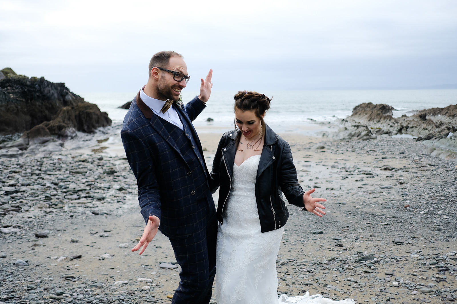 Polhawn Fort Wedding Photography 051.jpg