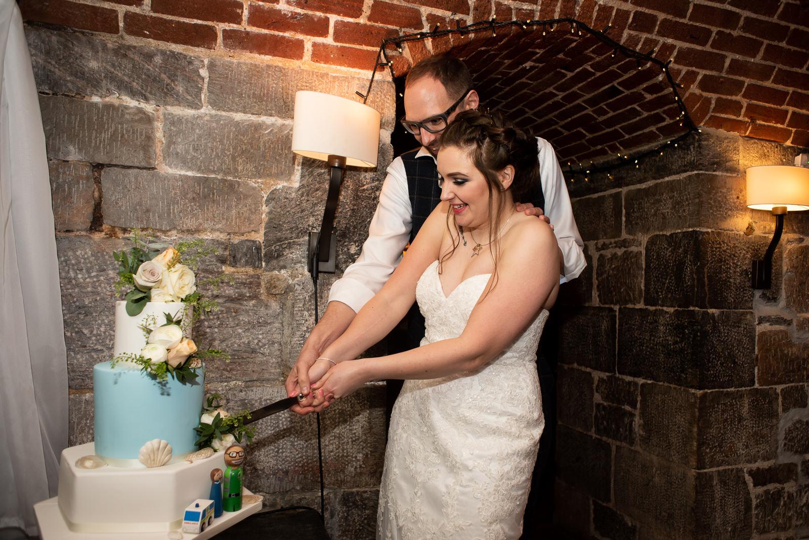 Polhawn Fort Wedding Photography 087.jpg