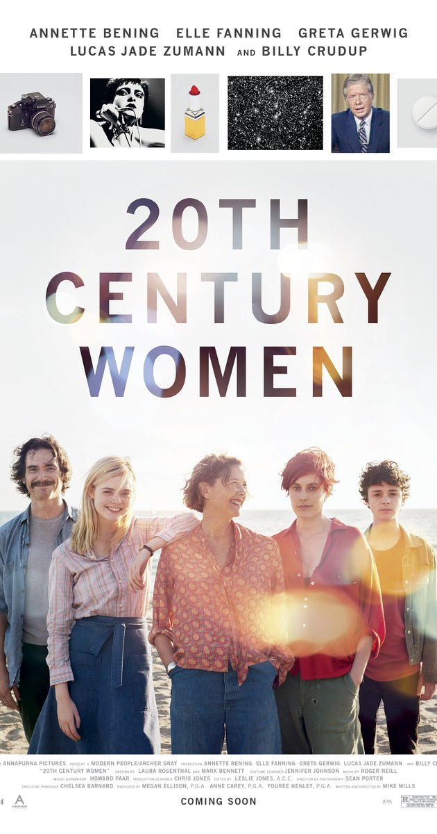 2017 Oscar Nominations! - The 2017 Oscar nominations are in and 20th Century women was nominated in for Best Writing (Original Screenplay). Congratulations to Mike for writing such an incredible story!