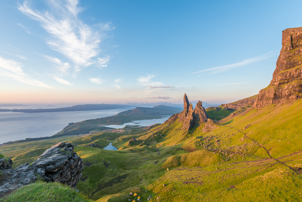 Old Man of Storr sunrise 1