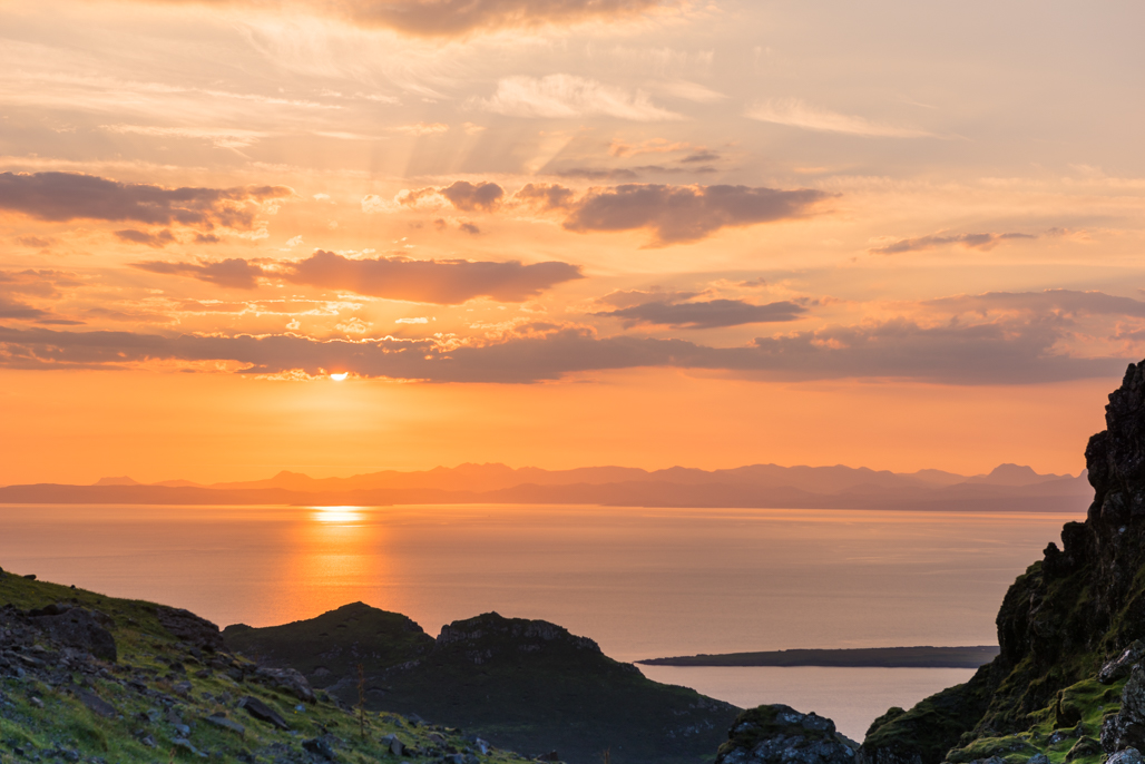 Sunrise from the Quiraing 3