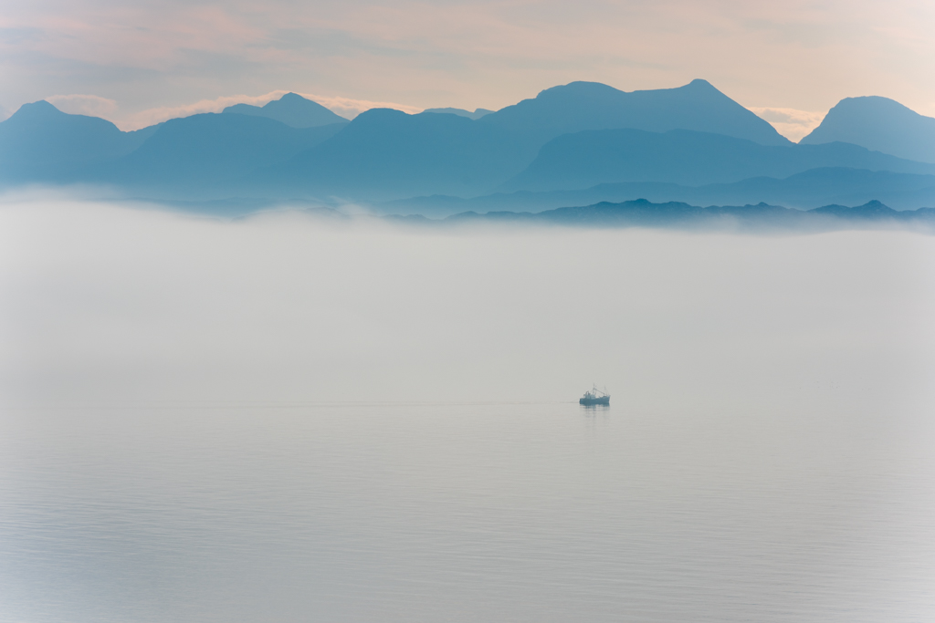 Sound of Raasay cloud inversion and haar 2