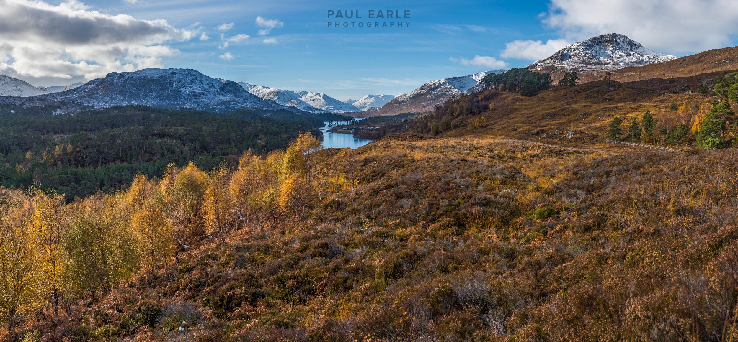 Glen Affric and Loch Affric