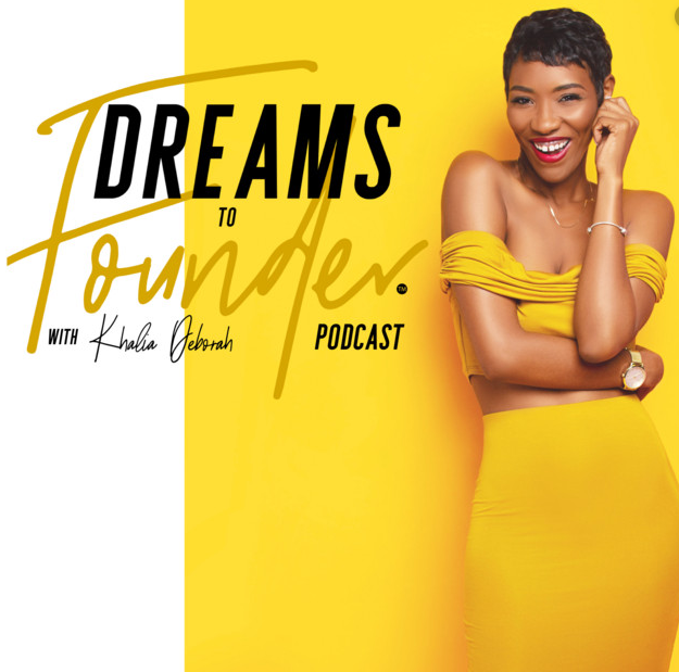 Subscribe.Listen. Review - Listen to the Dreams To Founder Podcast on iTunes, Google Play + Spotify!Don't forget to leave us a review!