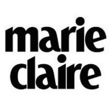 Marie Claire - click logo to view
