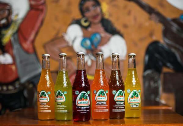 NON-ALCOHOLIC BEVERAGES -