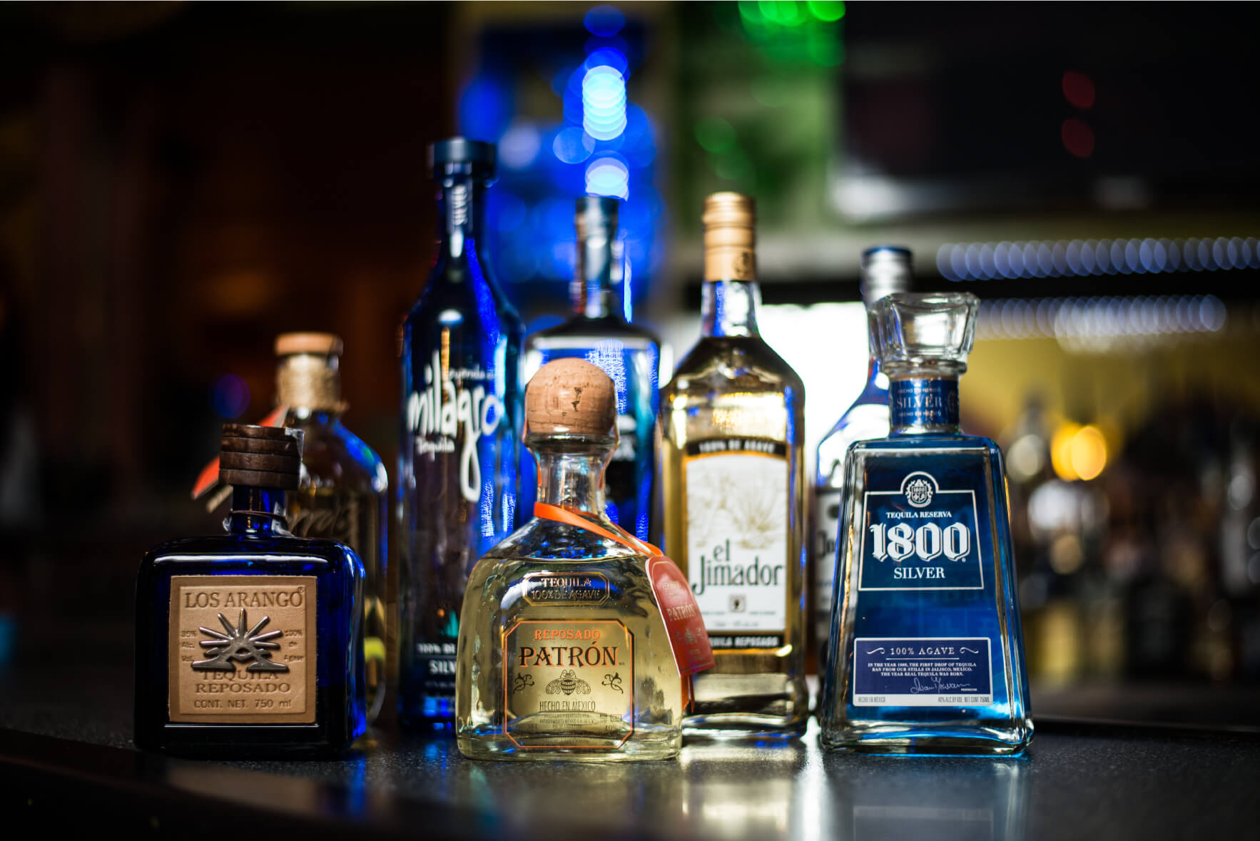 TEQUILAS -
