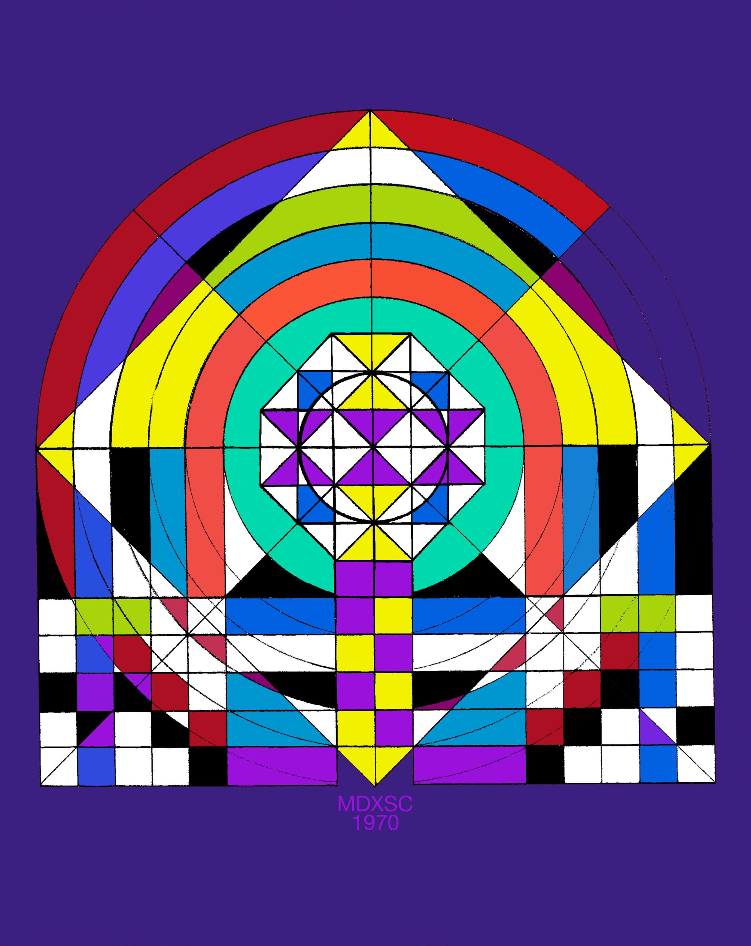THE MDXS SYSTEM 1970 - DESIGNED BY RAFFAELLO MARRELLO