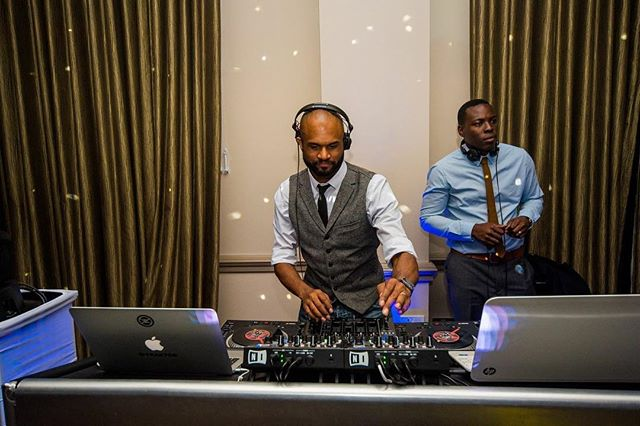 Looking back at the official end of the 2016 wedding season. Last big wedding of the year in October with @towersnaps in the mix. - Photo credit @jamesaphotography.co.uk #hybrdentertainment #weddings #venues #music #party #dancing #booth #lighting #traktordj #seratodj #throwbackthursday