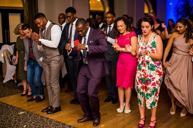 Crowd's moves on point from start to finish. - Photo credit @jamesaphotography.co.uk #djlife #hybrdentertainment #weddings #venues #music #party #dancing #booth #lighting #throwbackthursday