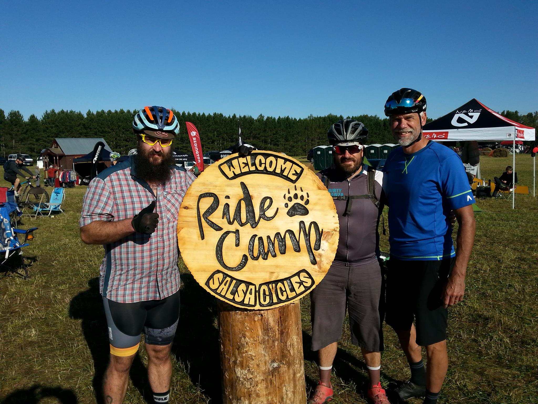 Chequamegon Fat Tire Festival - Cable, Wisconsin  photo:  Scott o'mara
