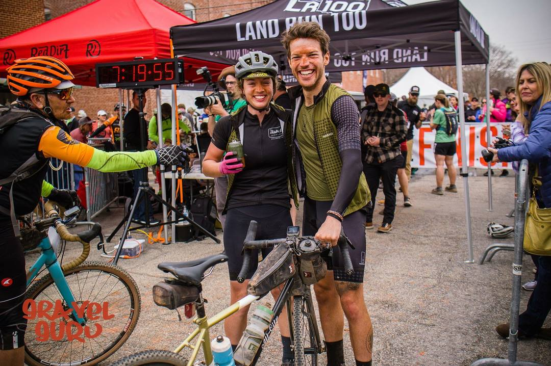 2018 Land Run 100. photo:   Gravel Guru