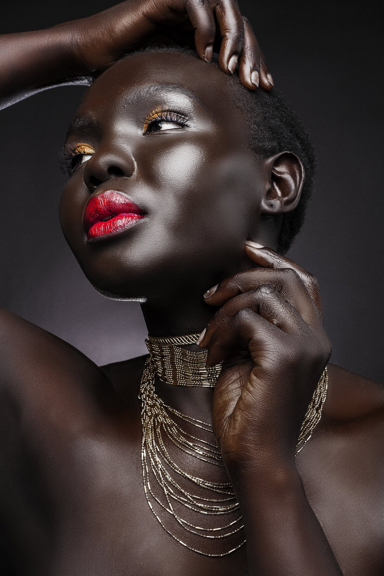 Dark skin high fashion model shoot with steven g photography in kasnas city.jpg