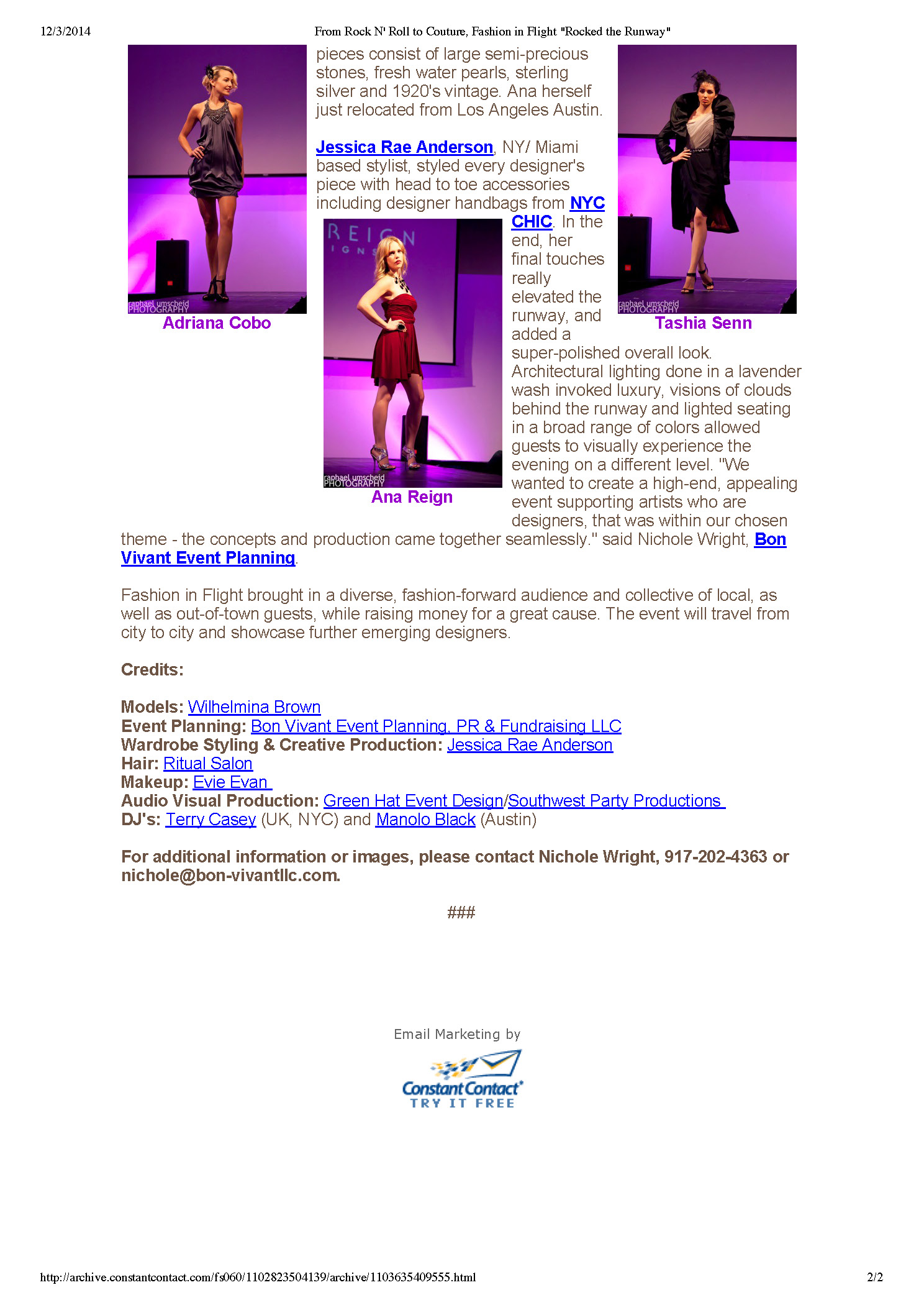 """Preview of """"From Rock N' Roll to Cou...ght %22Rocked the Runway%22""""_Page_2.jpg"""