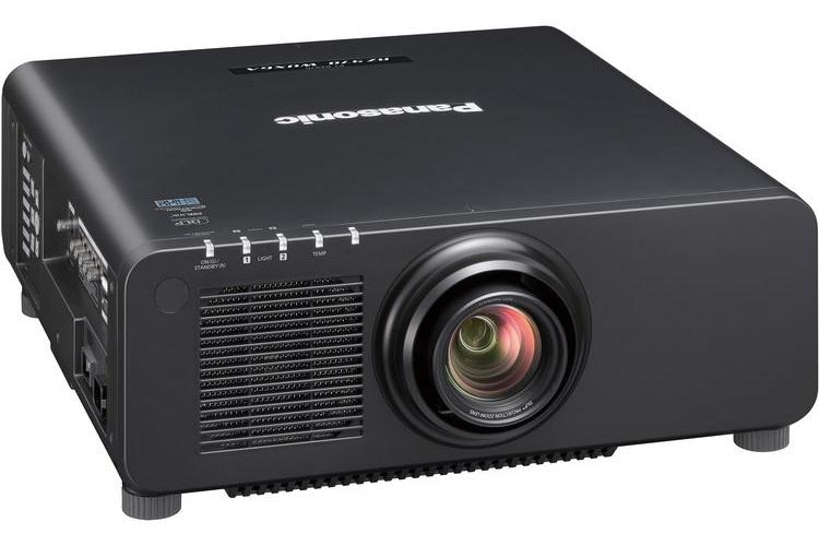 Panasonic PT-RZ970BU 10,000-Lumen WUXGA DLP Projector with 1.7 to 2.4:1 Lens