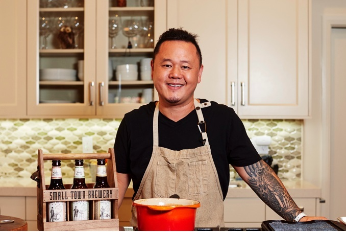 Food Network's Jet Tila