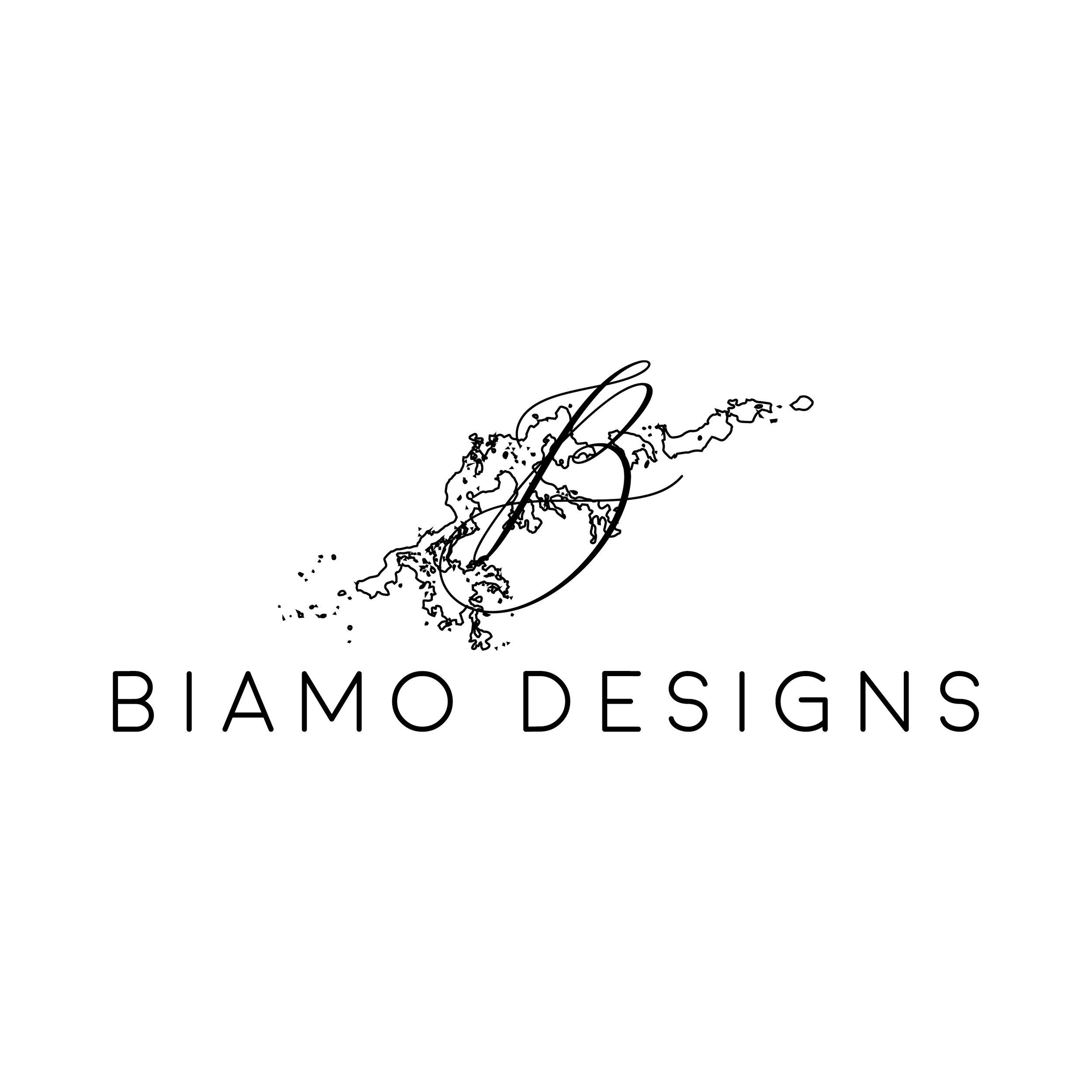 BIAMO DESIGNS   Brand Identity + Web Design