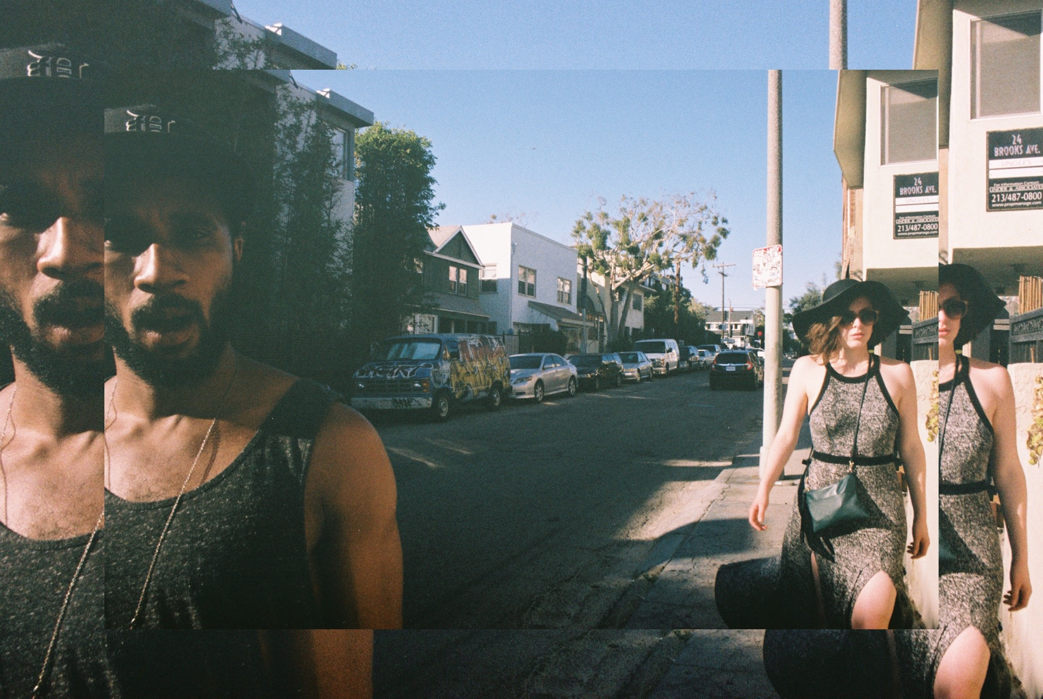 Crimson Dragons is a new Brooklyn-based soul duo project from Tasha Solomita and Bobby Wesley. Carried by prominent electric guitar and smooth vocals, they blend old & new, with influences ranging from Marvin Gaye to Lianne La Havas.