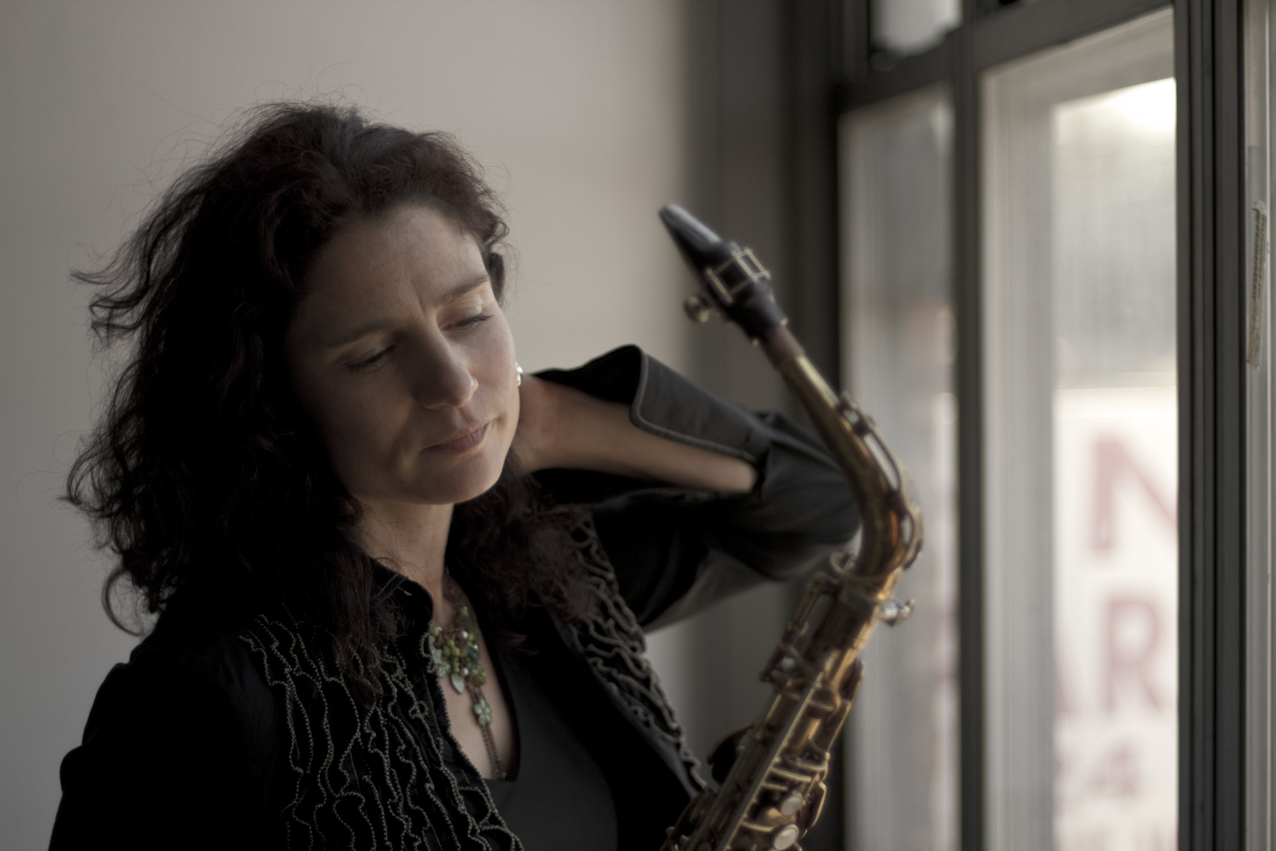 Jessica Lurie Instant Light Quartet