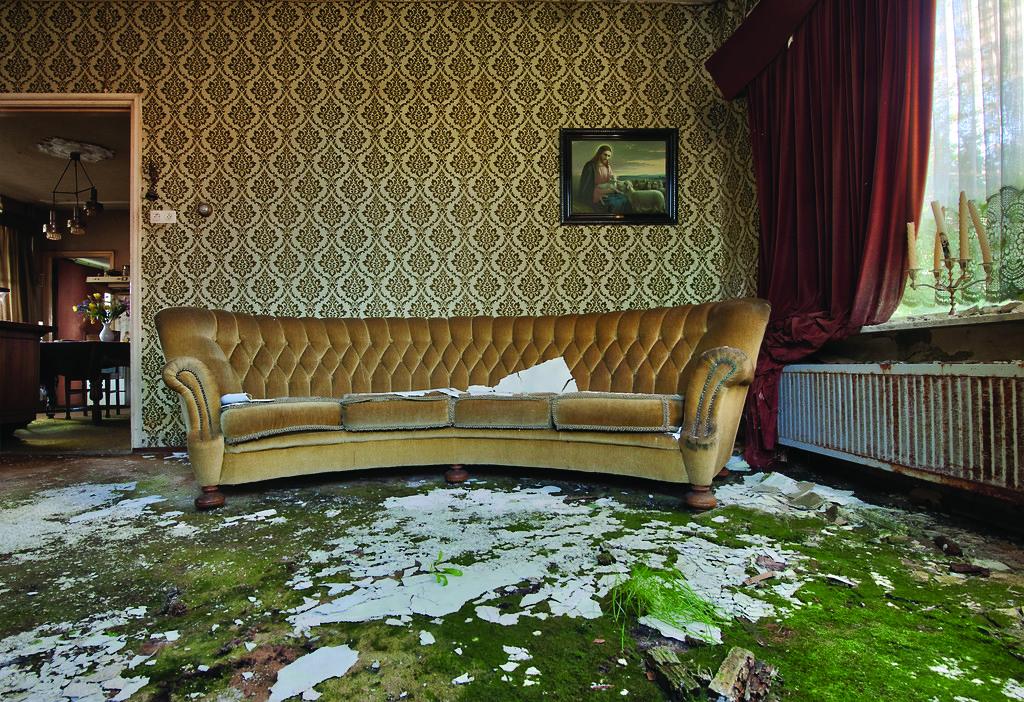 Niki Feijen:  The Green Room