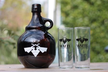 Watts Glassware!