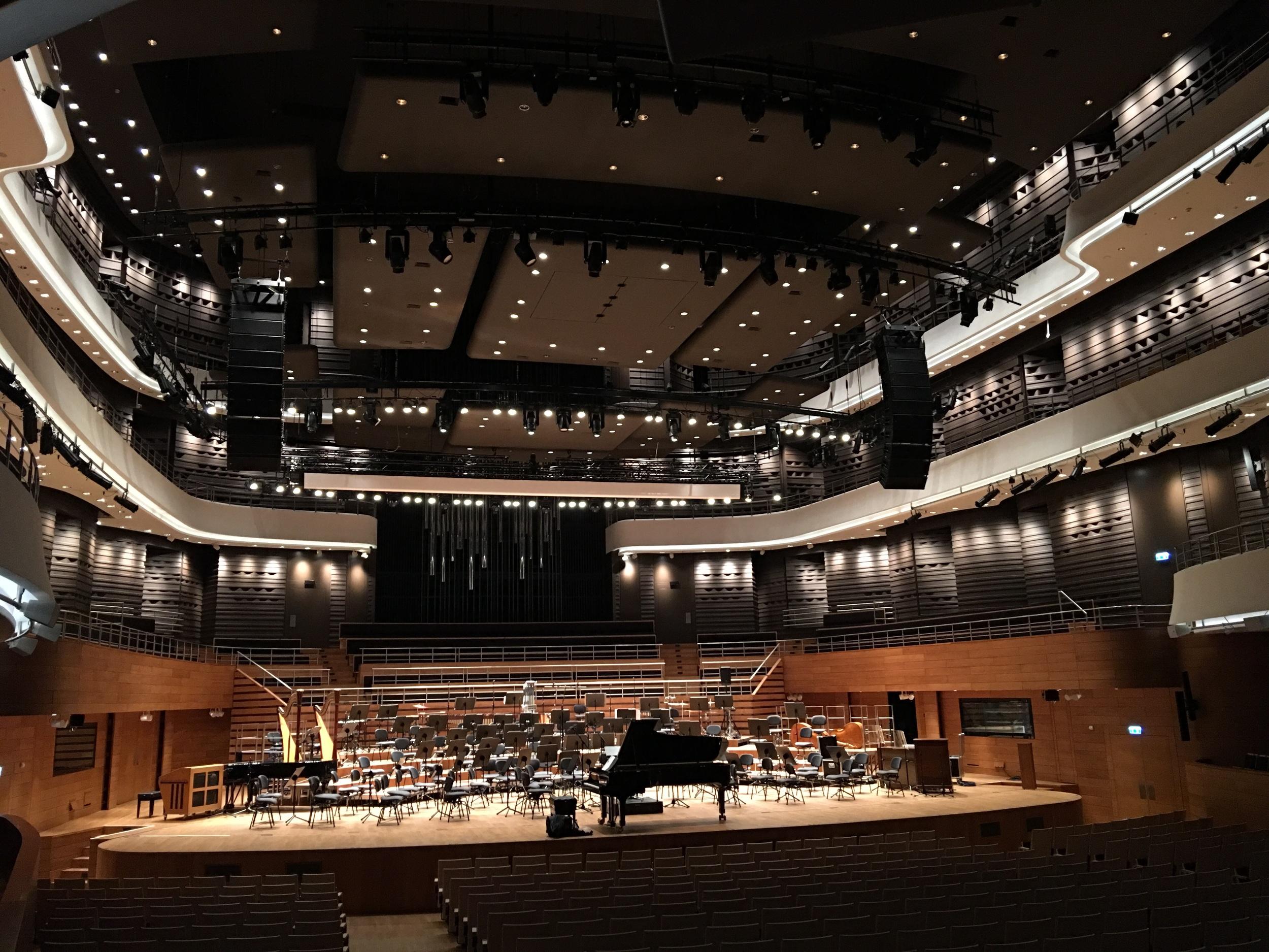 National Forum of Music, Main Hall, Wrocław, Poland
