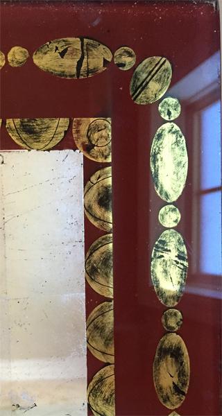 Sample Antique Mirror Border