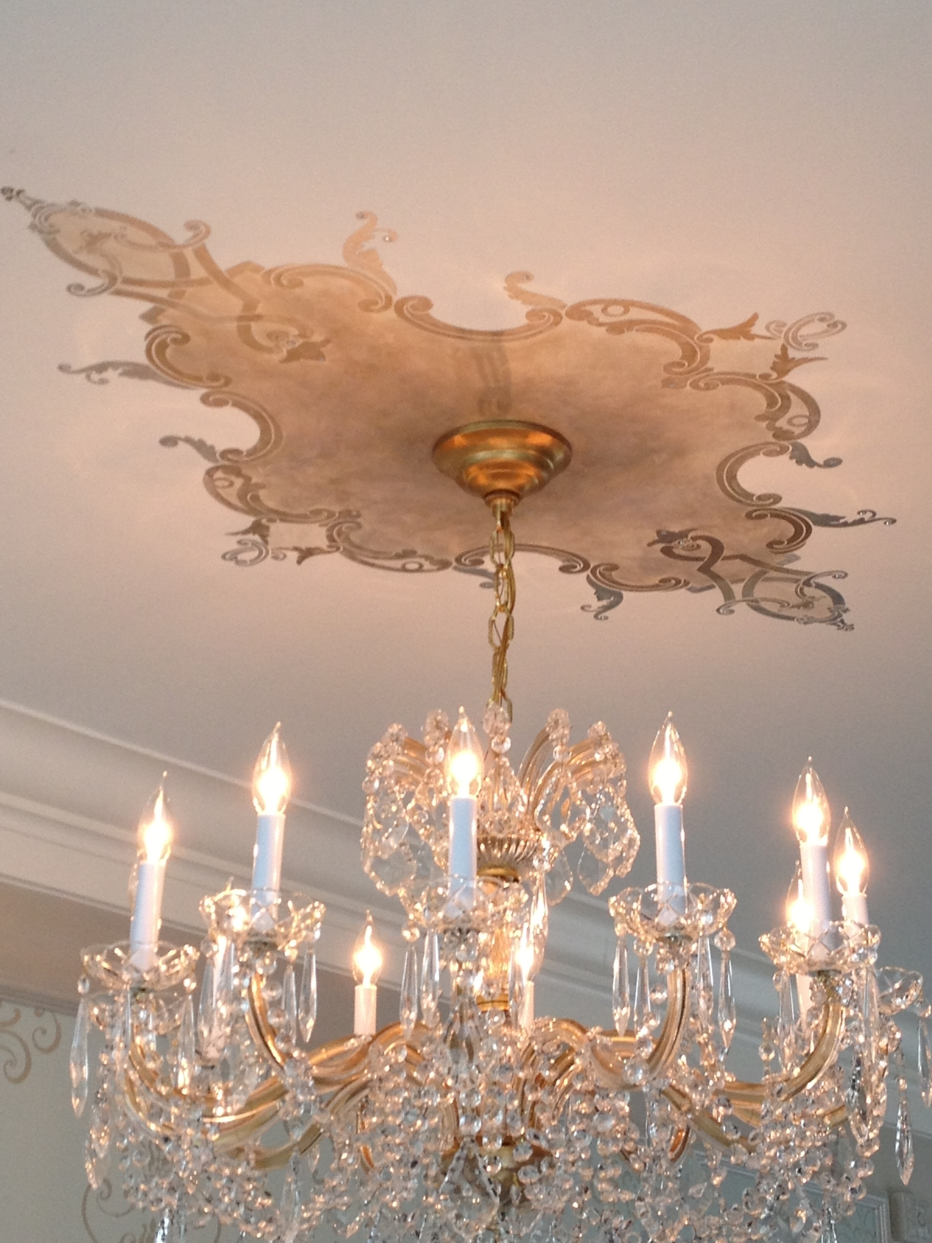 Custom Ceiling Medallion