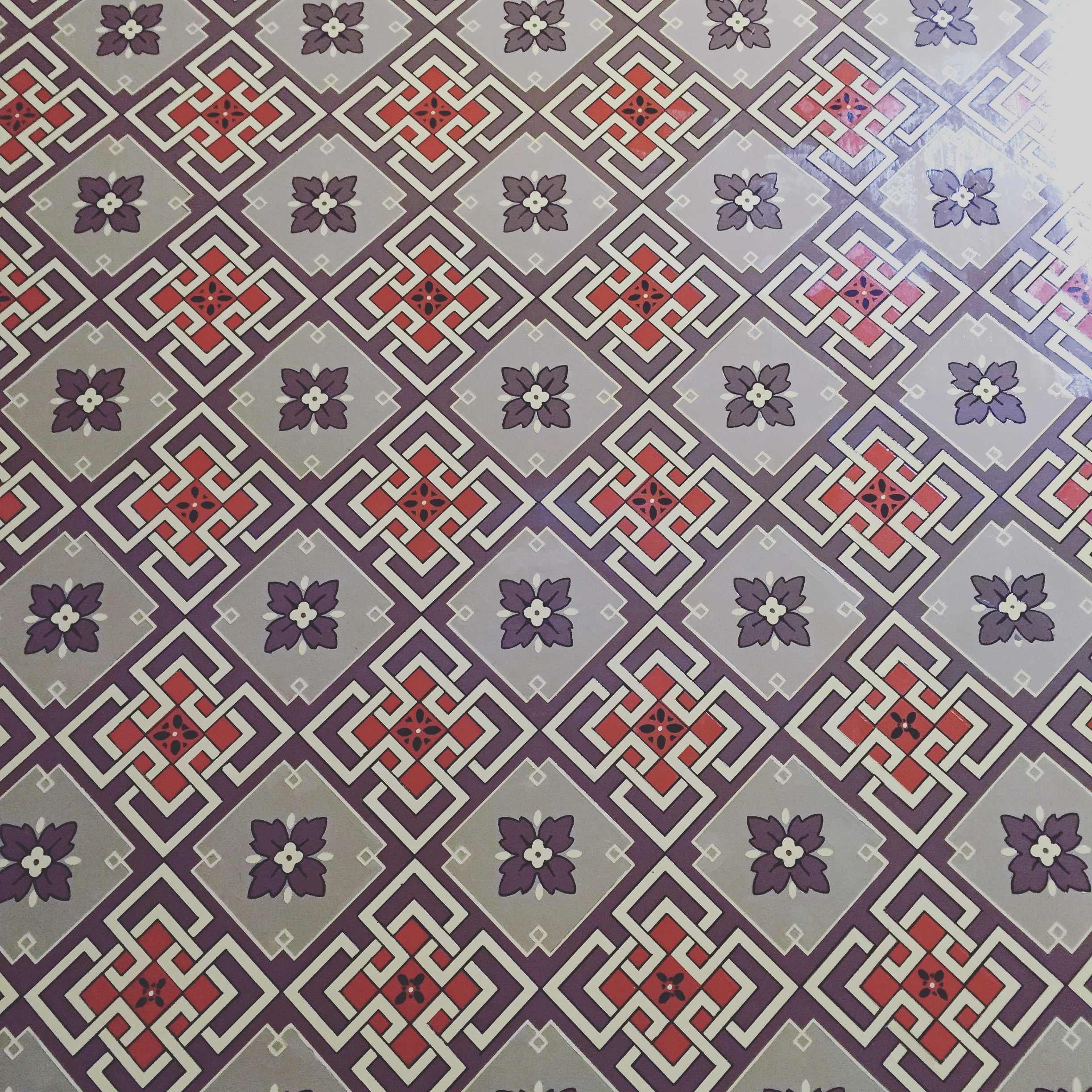 Reproduction Floor Cloth