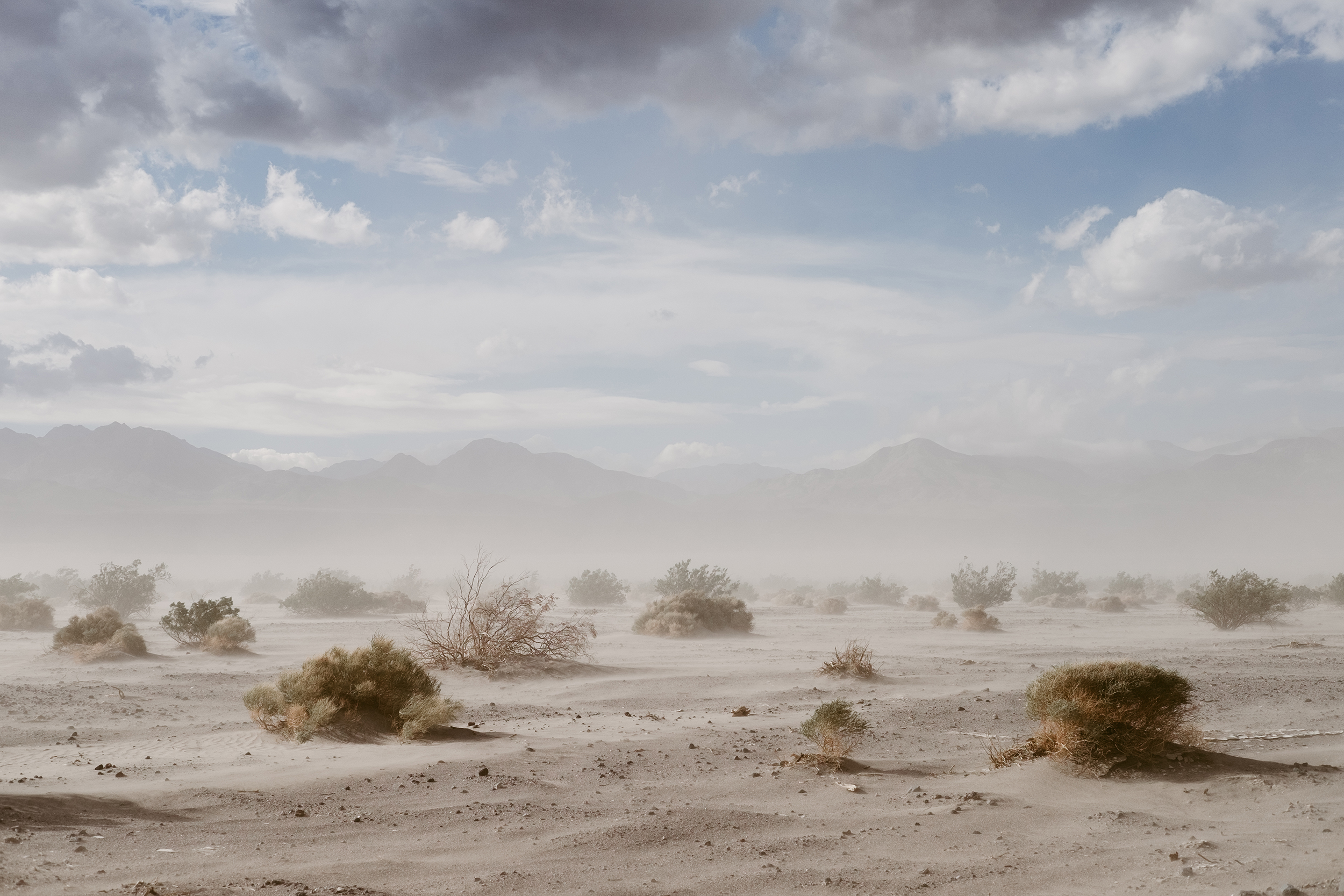 West Side Road, Death Valley National Park