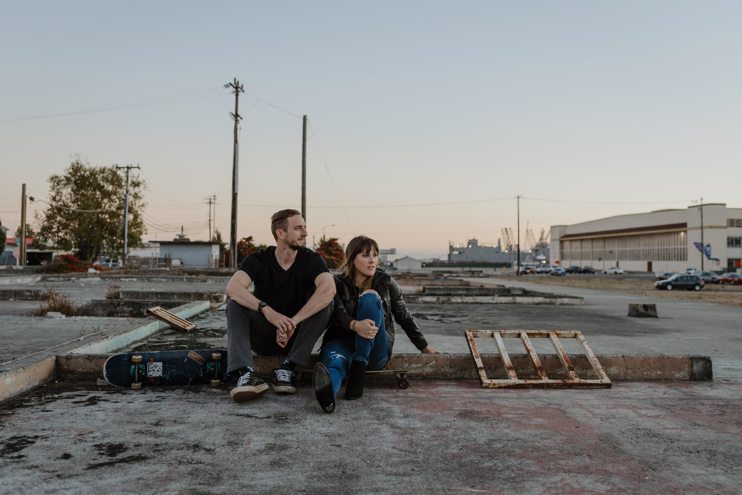 Abandoned Naval Bases, Alameda