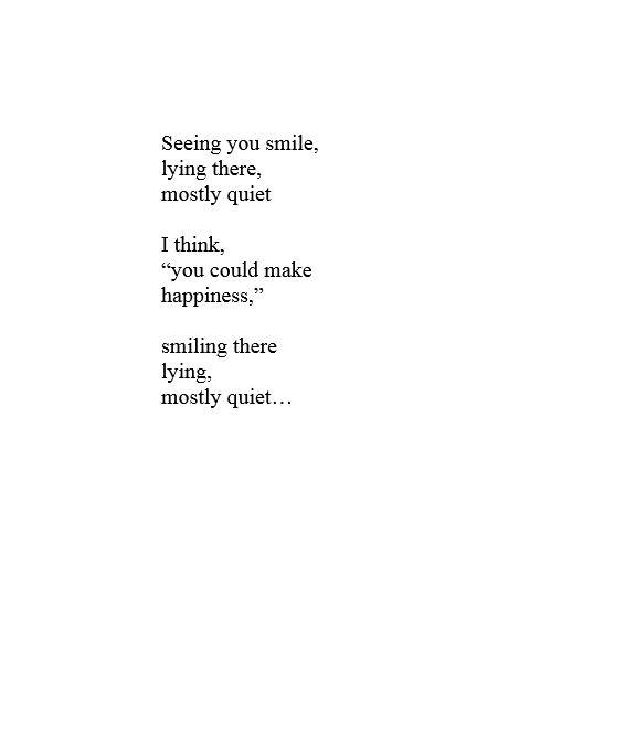 Seeing you smile.JPG