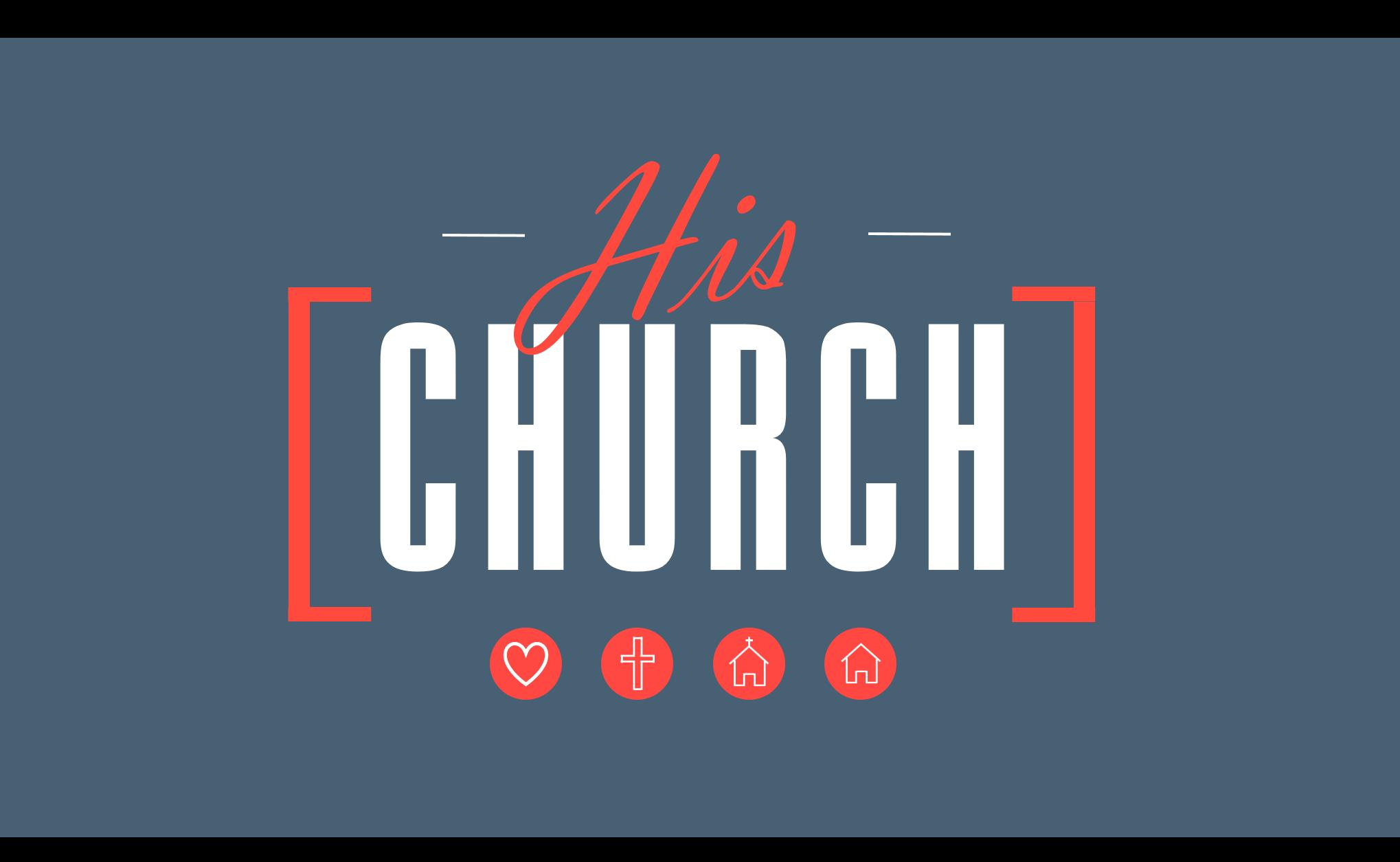 His Church