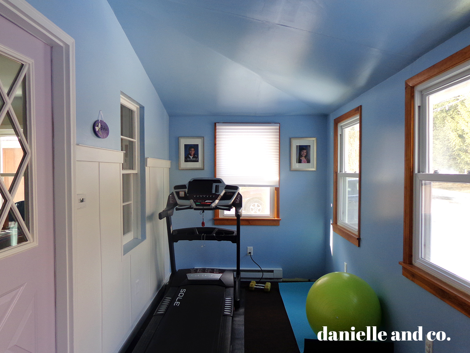 Random stuff we just fixed, on danielleandco.com - old house renovation on a budget.