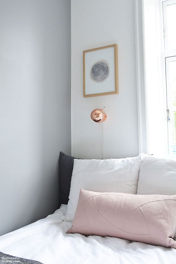 Designing around the color blush! How to add this pretty pink color to your home from danielle and co.