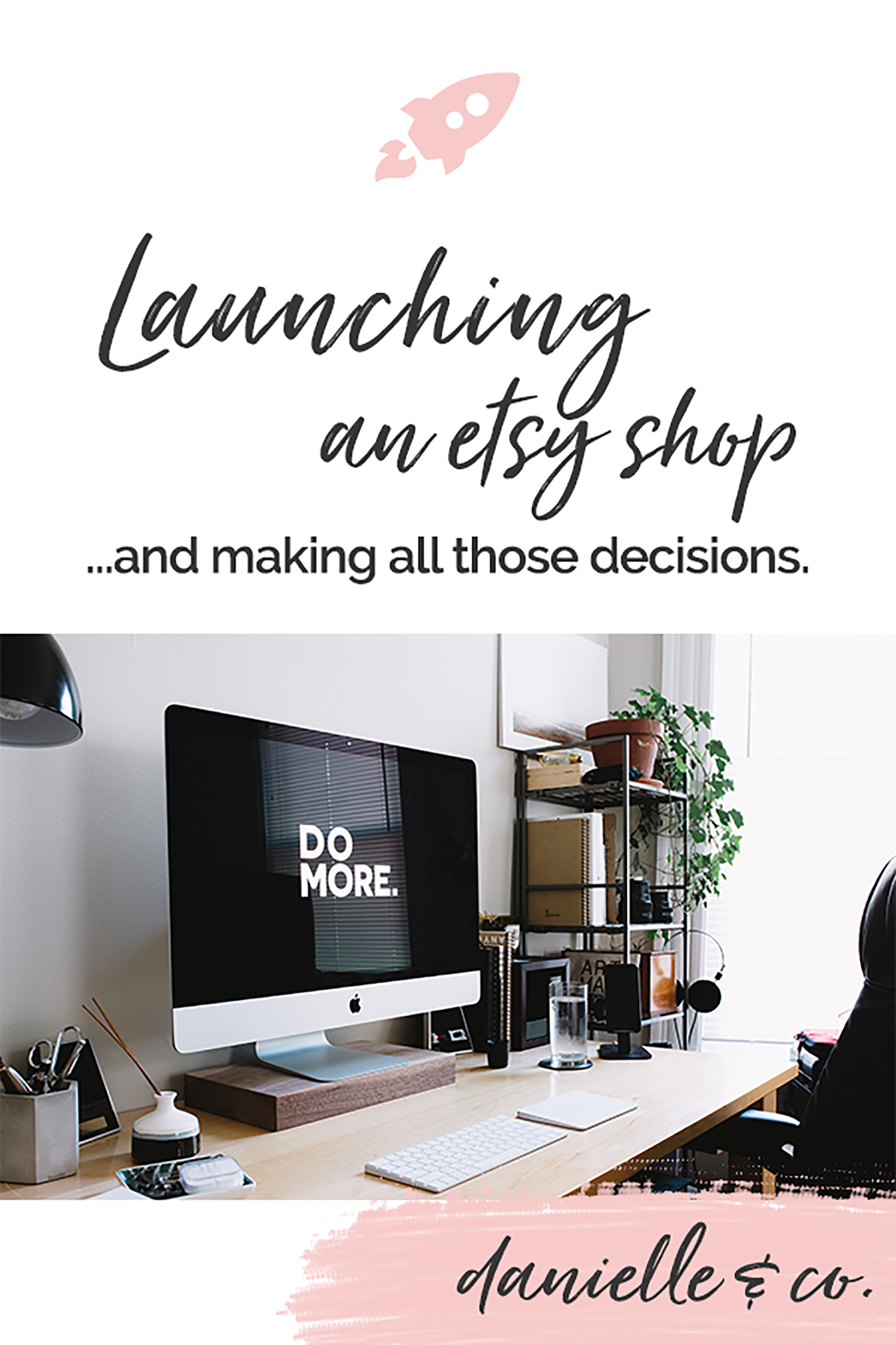 Tips on Making Intential Decisions When Setting Up An Etsy Shop