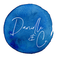 the Danielle & Co. Design website