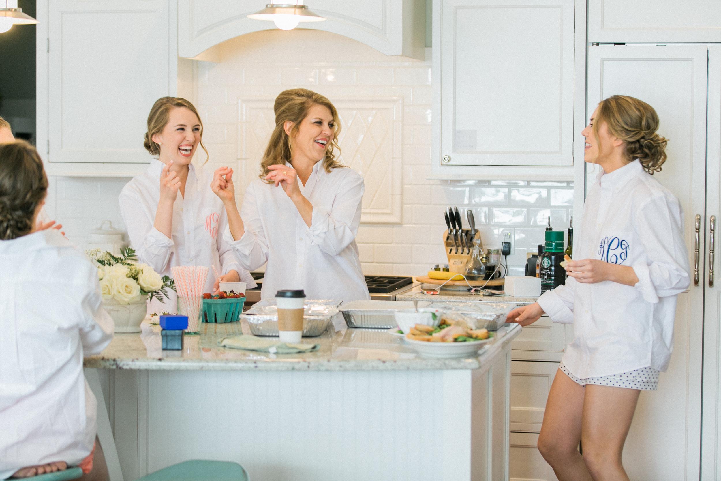 Like I said, joyful and dancing in the kitchen!