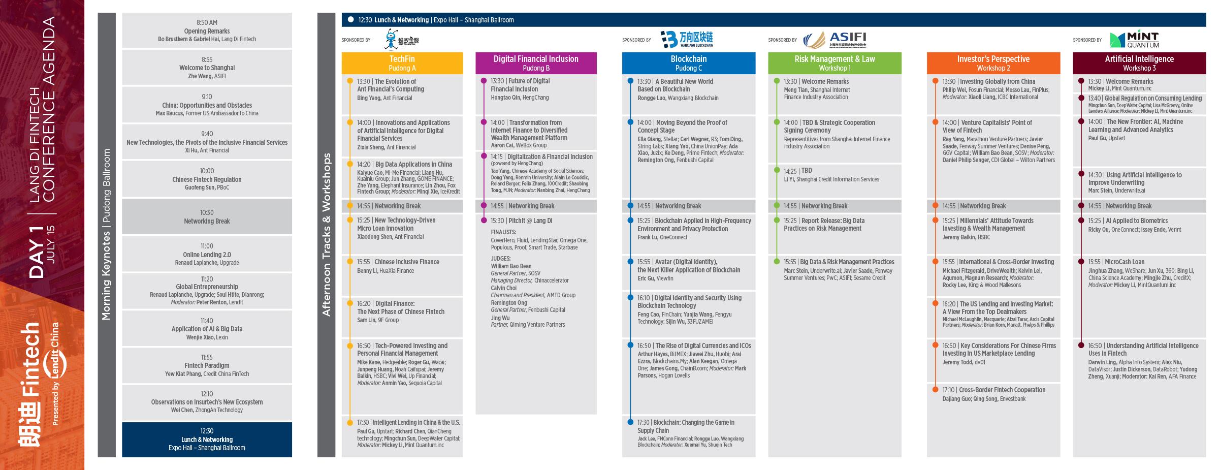 Agenda Guide