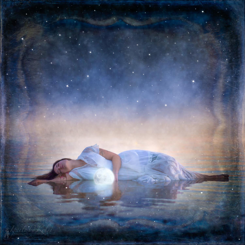 Selene and the Dream   Created 2018
