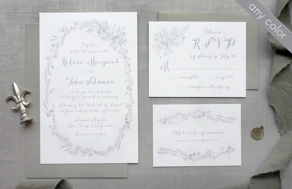 Invitations by Charley Paper Co