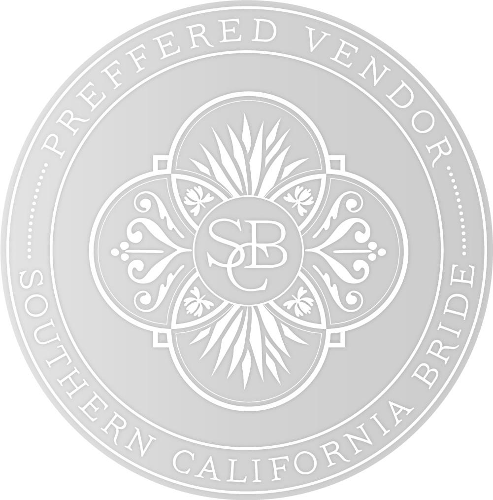 Southern California Bride preffered vendor best wedding planner orange county