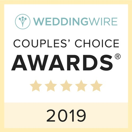 Wedding wire couple's choice award 2019 best wedding planner