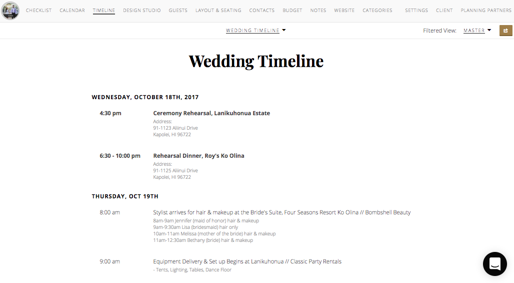 california-wedding-planning-timeline