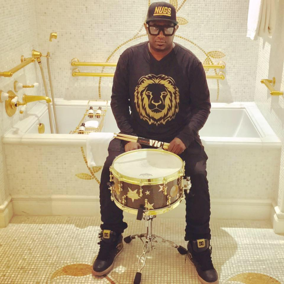 Tendell Buzz Bird - Drums