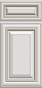 Arlington Oatmeal Door