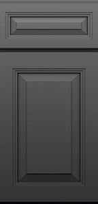 Belmont Gilbraltar Gray Door
