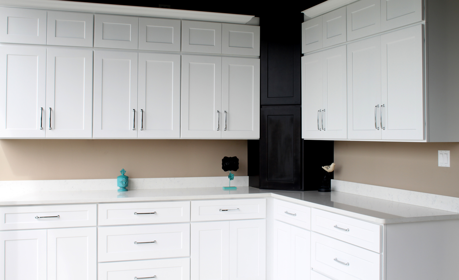 Crown Point Kitchen Cabinets Sinks And Countertops Rock Counter